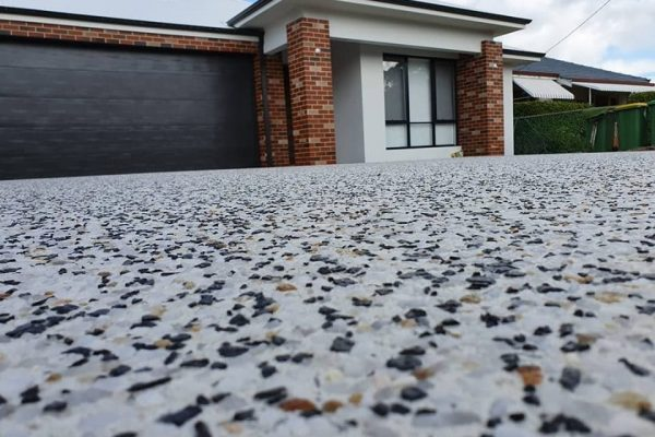 Limecrete - Exposed Aggregate (7