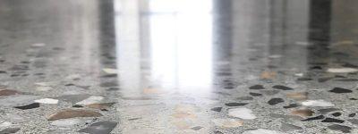 internal polished concrete