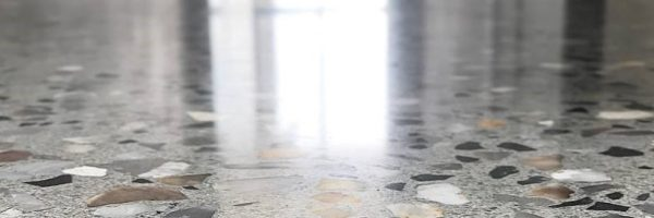 internal polished concrete